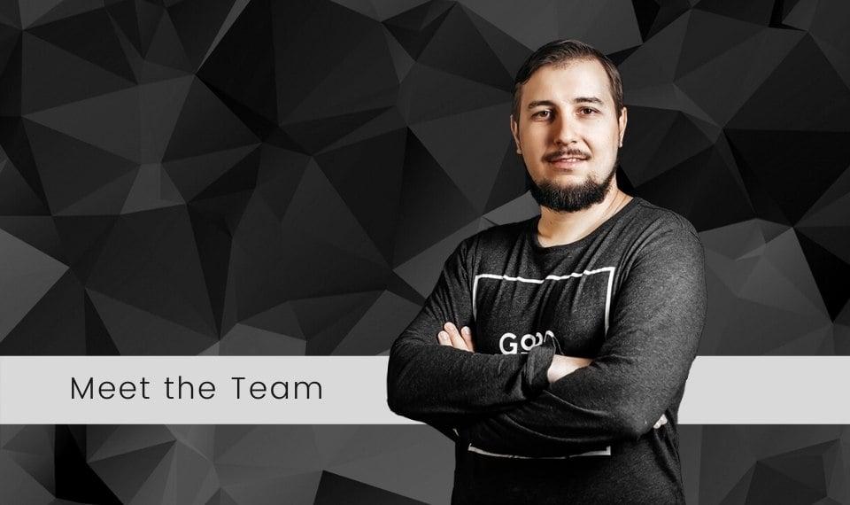 Meet the Team of TakeTones | Paul Keane