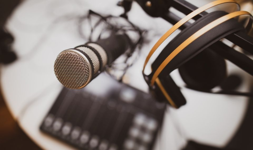What gear you need to create a podcast