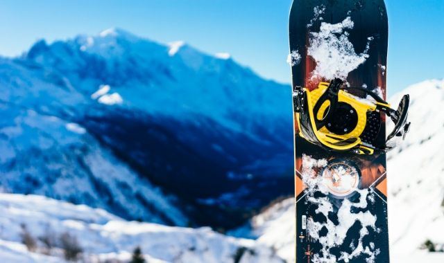 Uplifting Royalty Free Music for Winter Sports Video